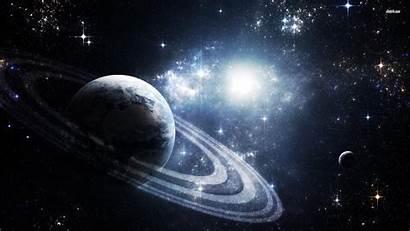 Planet Planets Fantasy Wallpapers Rings Wallpapersafari Wallpapercave