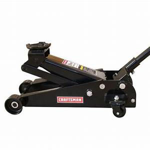 craftsman 3 ton hydraulic service jack tools mechanics With 3 ton craftsman hydraulic floor jack