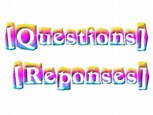 Reponse A Une Question : le question r ponse machi shu r pond vos questions la vie passionante d 39 un lyc en ou pas ~ Medecine-chirurgie-esthetiques.com Avis de Voitures