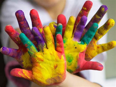 Beneficios del arte para los niños pequeños
