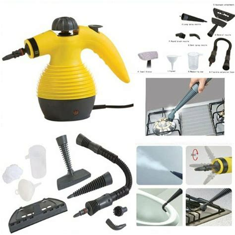 Electric Upholstery Cleaner by Electric Steam Cleaner Carpet Home Office Car Garments
