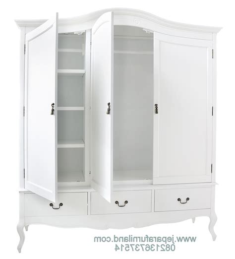 ideas of large white wardrobes with drawers