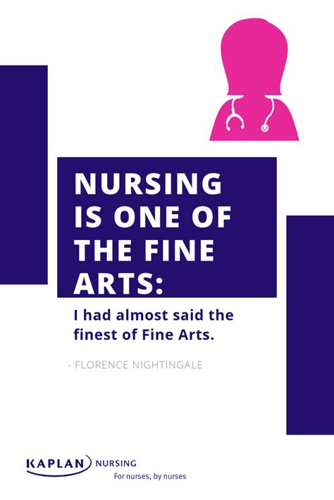 Nursing Is Definitely A Fine Art Dare We Say The Finest