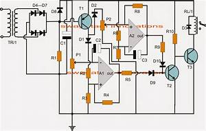 Wiring Diagram For Changeover Relay