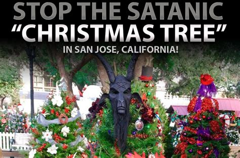 an anti christ christmas sign petition against it