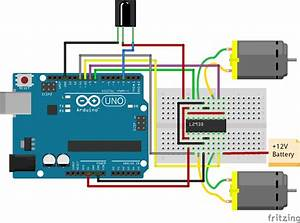 How To Make Ir Remote Control Car Using Tv Remote Control