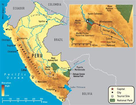 Cuzco–machu Picchu