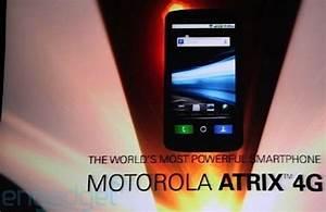 At U0026t Anuncia El Motorola Atrix 4g Y El Htc Inspire 4g En El Ces 2011