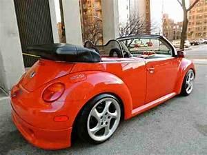 Purchase Used 2003 Vw Bettle Convertible W   Porsche Wheels