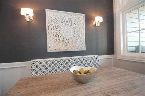 sherwin williams peppercorn for a traditional dining room