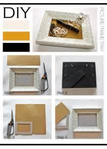 DIY Frame Tray