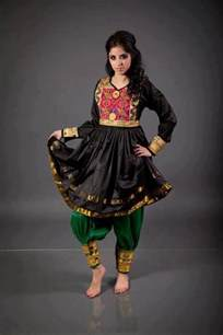 Folk Style Pictures by Traditional Afghan Dress Afghanistan