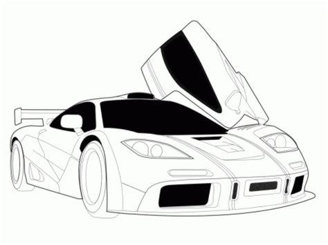 voiture de sport coloriage de voiture de sport a imprimer
