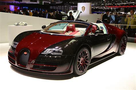 Bugatti Veyron Grand Sport Vitesse La Finale Revealed