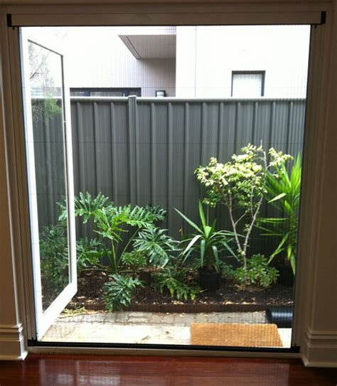 retractable insect screens  french doors retractable fly screens perth insect screens
