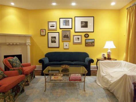 Wand Gelb Streichen by Wohnzimmer Streichen 106 Inspirierende Ideen Archzine Net