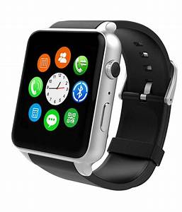 Incell Apple iPhone 6 Smart Watches Black - Wearable ...