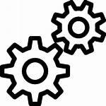 Icon Settings Interface Symbol Konfiguration Ios Icons