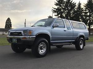 1990 Toyota Pickup Extended