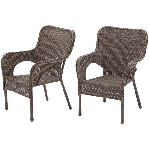 walmart stackable wicker chairs patio furniture at furniture complete