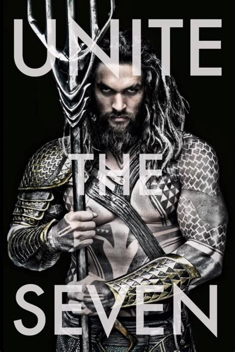 jason momoa unite   aquaman justice league photo