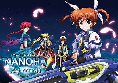 Nanoha Reflection Lyrical Mahou Shoujo Magical Project