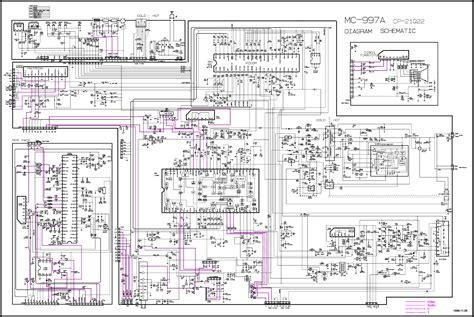 lg cpq ch mca service manual  schematics