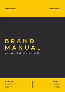 Brand Manual By Royalcrown