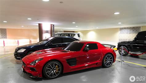 Mercedesbenz Sls Amg Black Series  25 January 2014