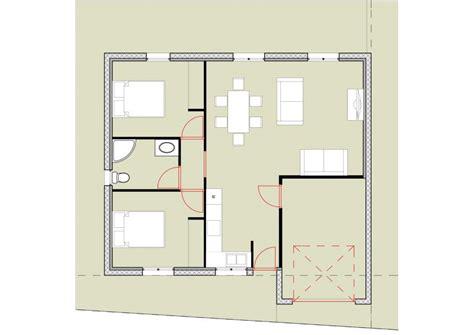 plan villa plain pied 4 chambres immobilier maison villa plan 60 m2