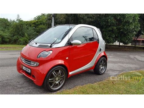 Smart Car Used Cars by Smart Fortwo 2006 Pulse 0 7 Automatic Convertible For