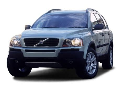 Volvo Xc90 Reliability by 2003 Volvo Xc90 Specs Safety Rating Mpg Carsdirect