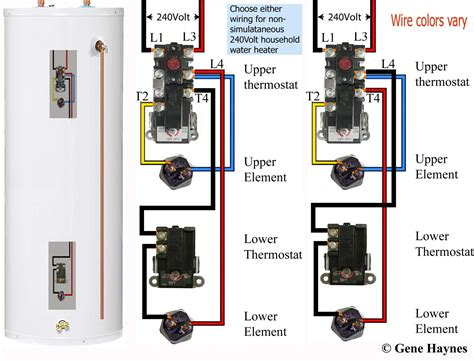 electric hot water heater parts diagram automotive parts