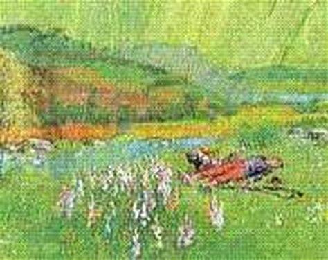 Le Dormeur Du Val Peinture by Rimbaud 171 Po 233 Sies 187 171 Le Mal 187 1870 Corpus D 233 Noncer