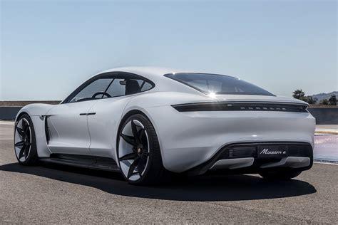 Porsche Picture by Porsche Taycan Review 2019 Parkers