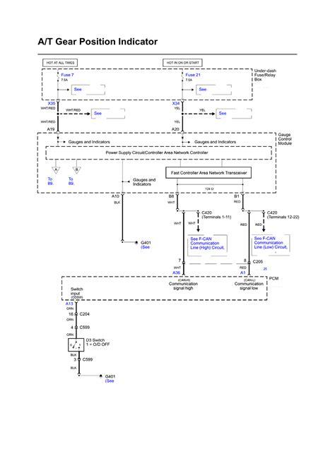 Honda Ridgeline Audio Wiring Diagram by Repair Guides Wiring Diagrams Wiring Diagrams 1 Of