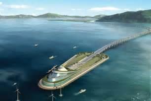 Longest Bridge Tunnel in the World
