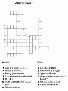 Printable Solar System Crossword - Pics about space