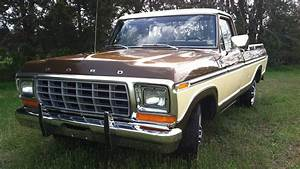1979 Ford F150 Ranger Lariat Pickup