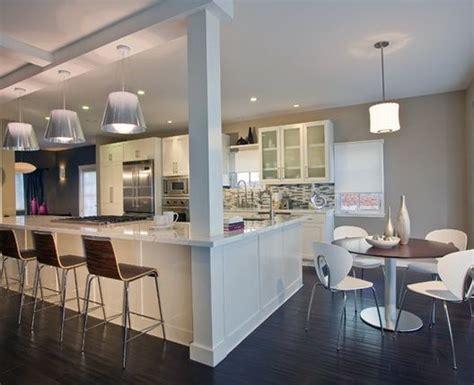 Kitchen Island Columns by Kitchen Island Ideas With Support Posts Kitchen