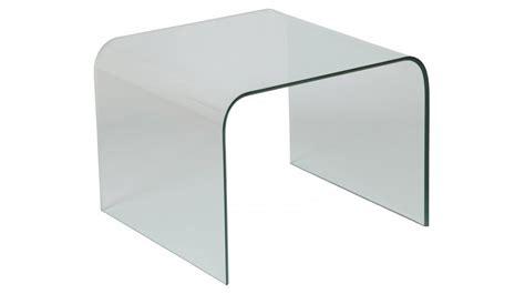 bout de canapé verre table basse bout de canape maison design modanes com