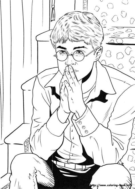 Kleurplaat Harry Potter En De Relieken De Dood by Harry Potter Ginny Coloring Page Coloring Home