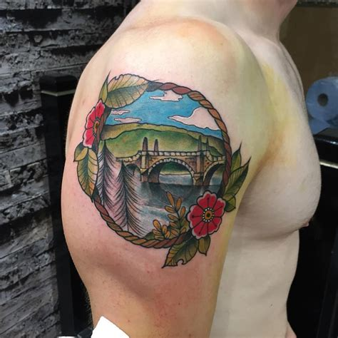 attractive nature tattoo designs meanings