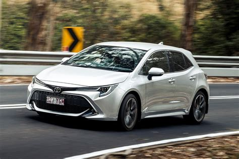 toyota corolla zr petrol hatch quick review