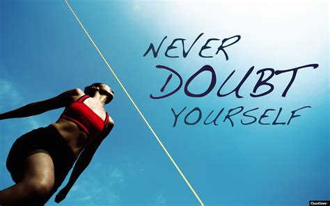 doubt  inspirational quotes quotivee