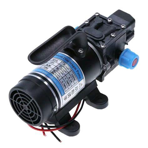 Alat Cuci Motor 12v jual pompa air dc 12v 100watt untuk cuci mobil motor ac