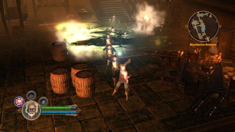 dungeon siege 3 reinhart dungeon siege 3 test dungeon siege 3 s 1