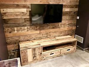 Pallet Ideas, DIY Pallet Wood Furniture Projects and Plans