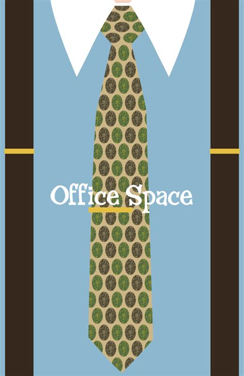 Office Space Poster by Minimal Office Space Poster 01 By Billpyle On Deviantart