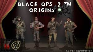 [DL] Black Ops 2 ZM - Origins Characters [SFM] by Jacob ...